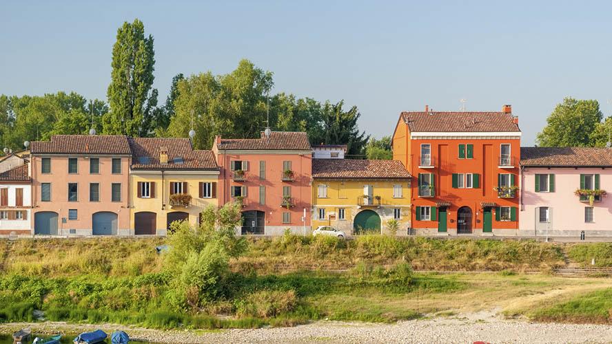 Ticino Pavia