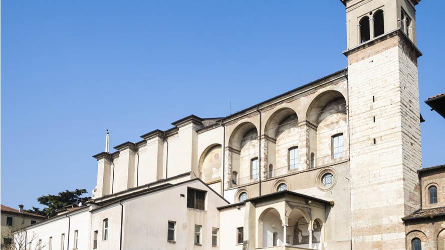 Monasterio de Brescia