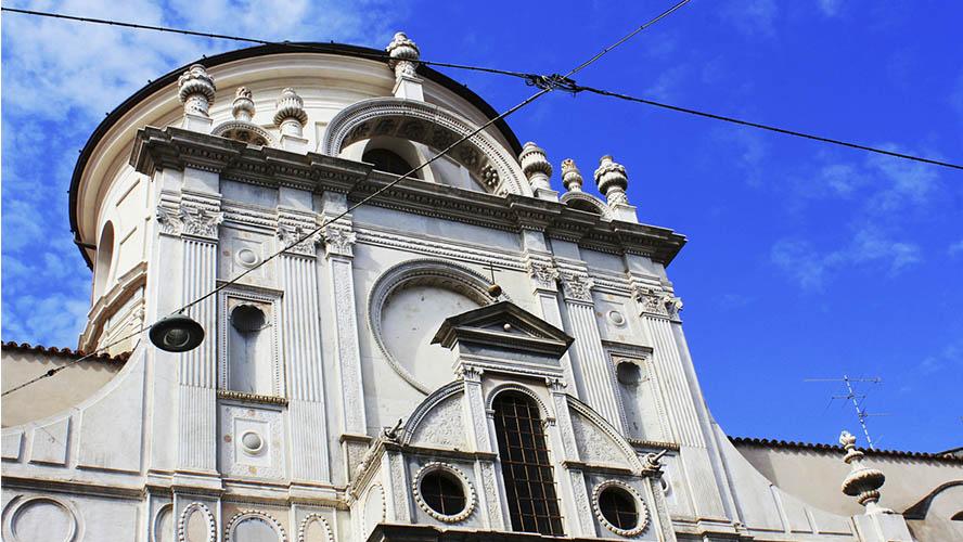 Iglesia de Santa María Brescia