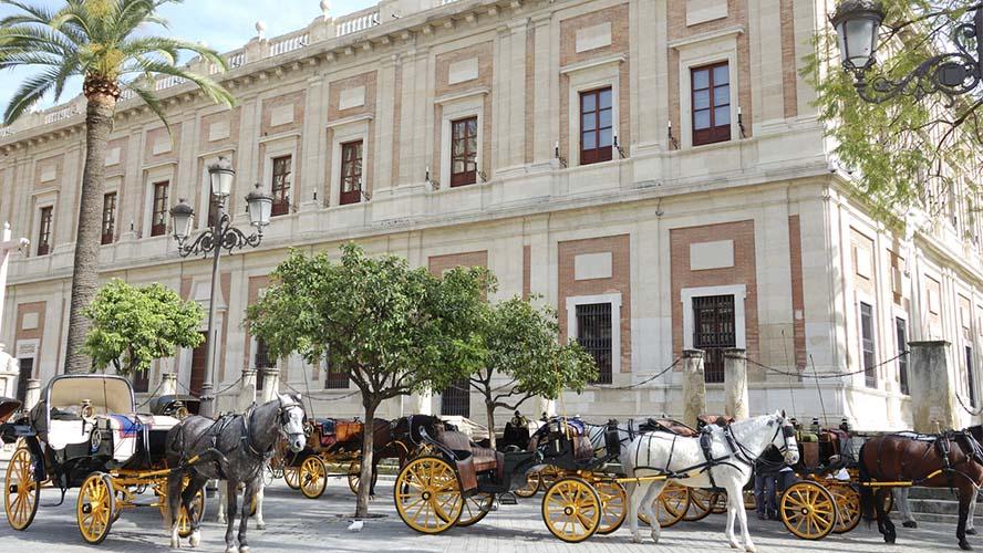 Archivo de Indias de Sevilla