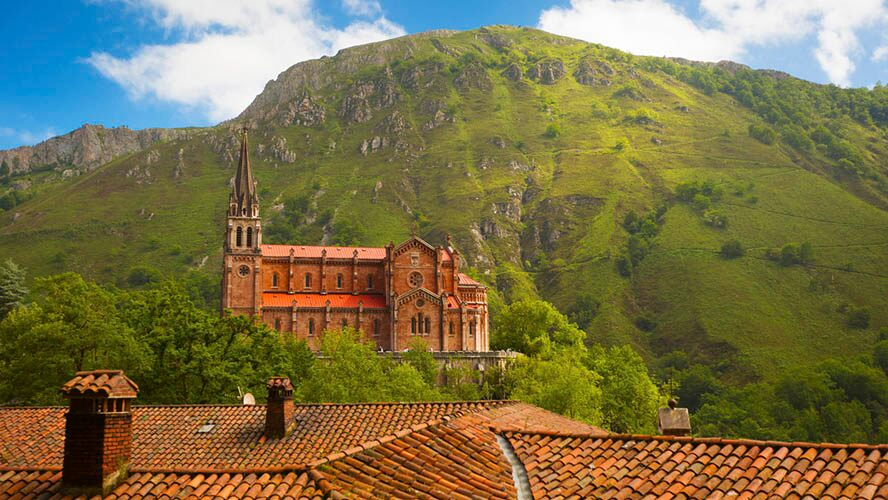 Santuario Covadonga