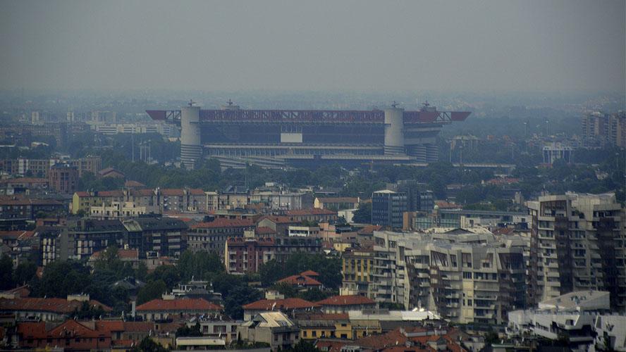 Estadio de San Siro en Milán