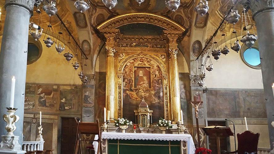 Altar de Santa Maria delle Grazie