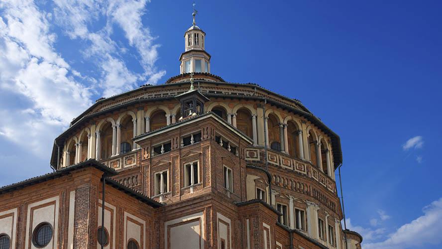Cúpula de Santa María delle Grazie