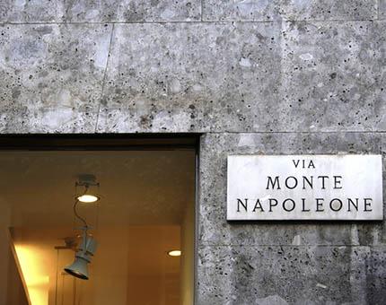 Via Montenapoleone
