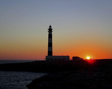 Mejores atardeceres en Menorca