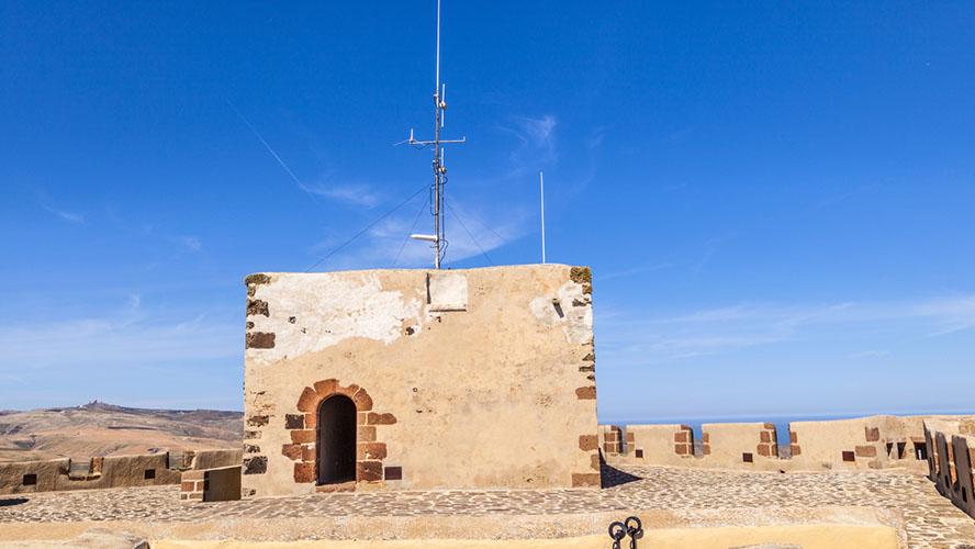 Castillo Santa Bárbara Lanzarote