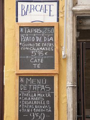 Restaurante en Triana