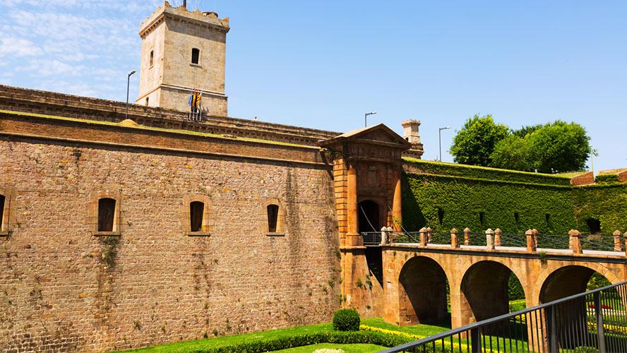 El Castillo de Montjuïc