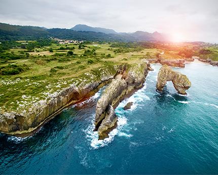 ruta costera por asturias