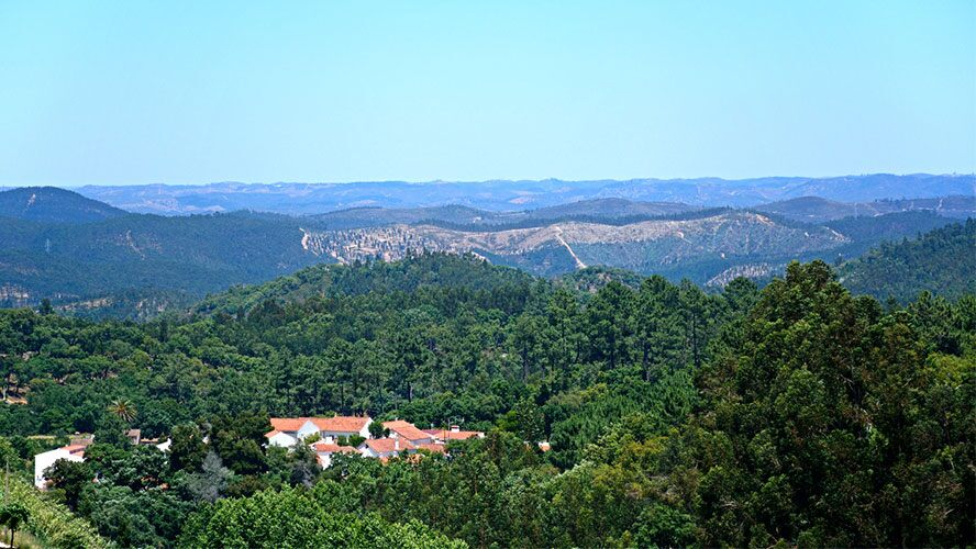 Sierra de Monchique
