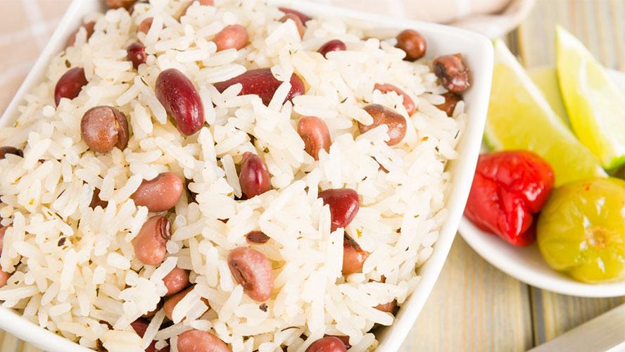 arroz punta cana