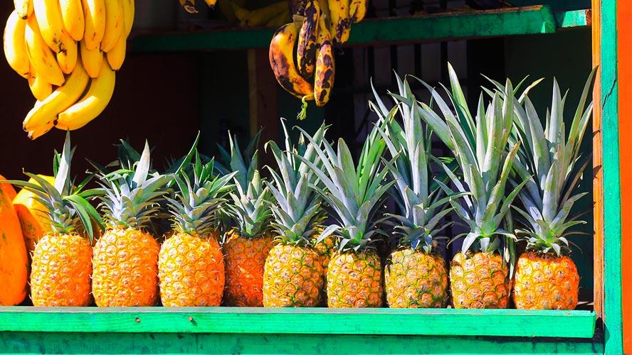 fruta dominicana