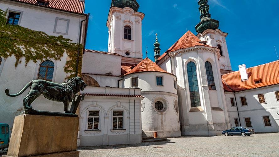monasterio de strahov_praga
