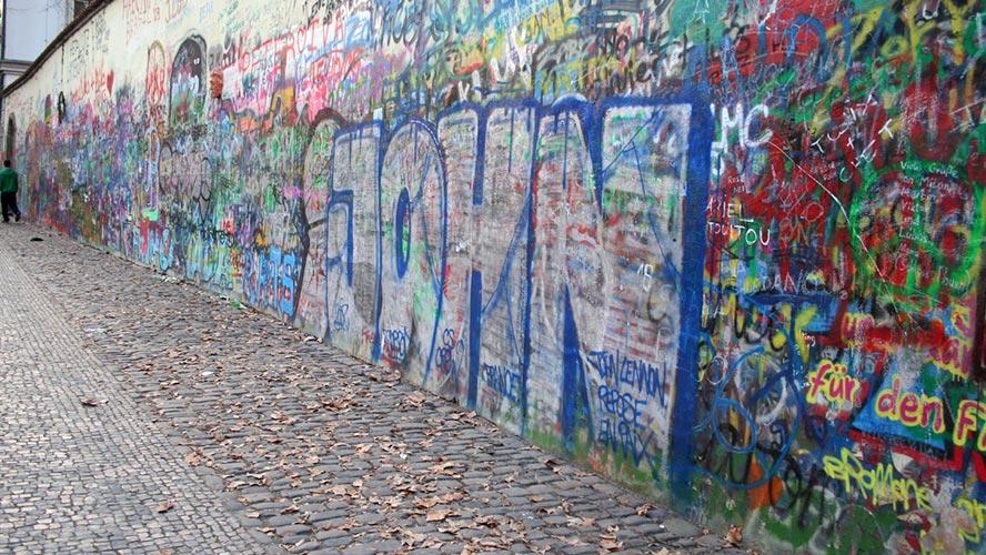 muro de john lennon_praga