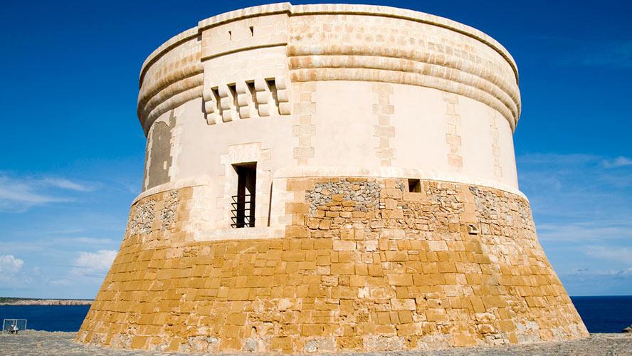 torre de fornels menorca