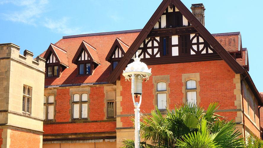 palacio de miramar san sebastian