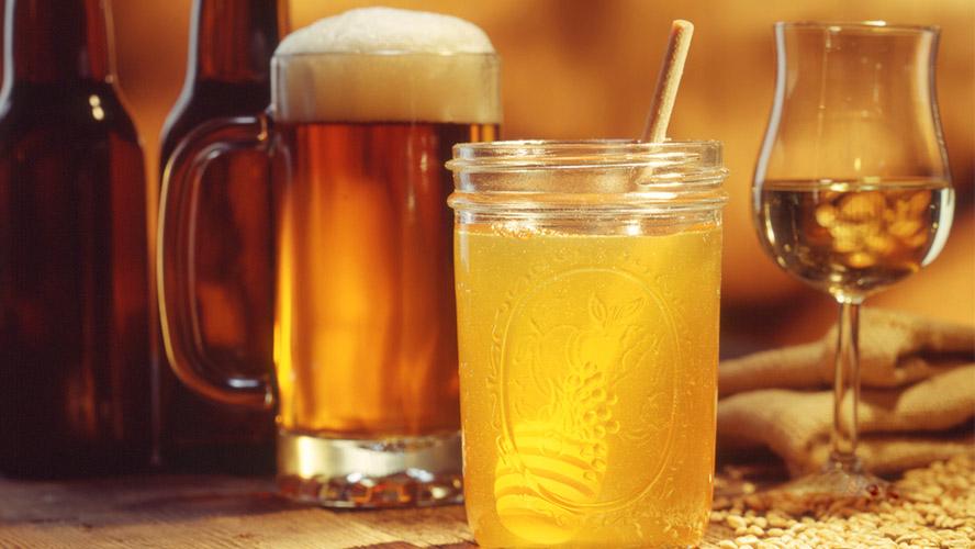 cerveza-con-miel