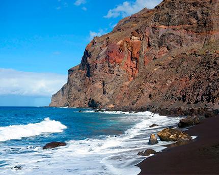 playas-la-gomera