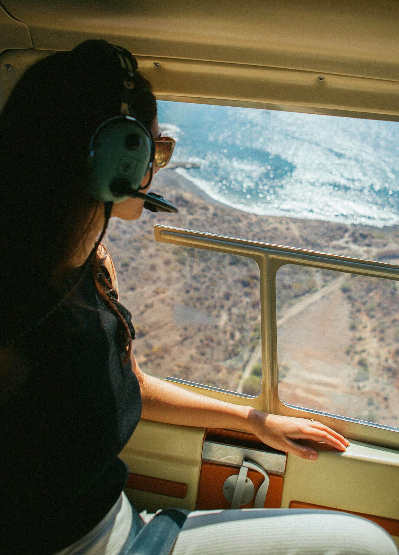 Excursiones al Teide en helicóptero: Tenerife vistas aéreas