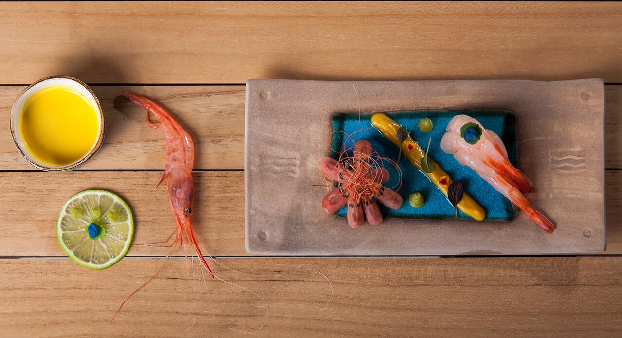 Mejores restaurantes de Tenerife: Cocina Nikkei, San Hô