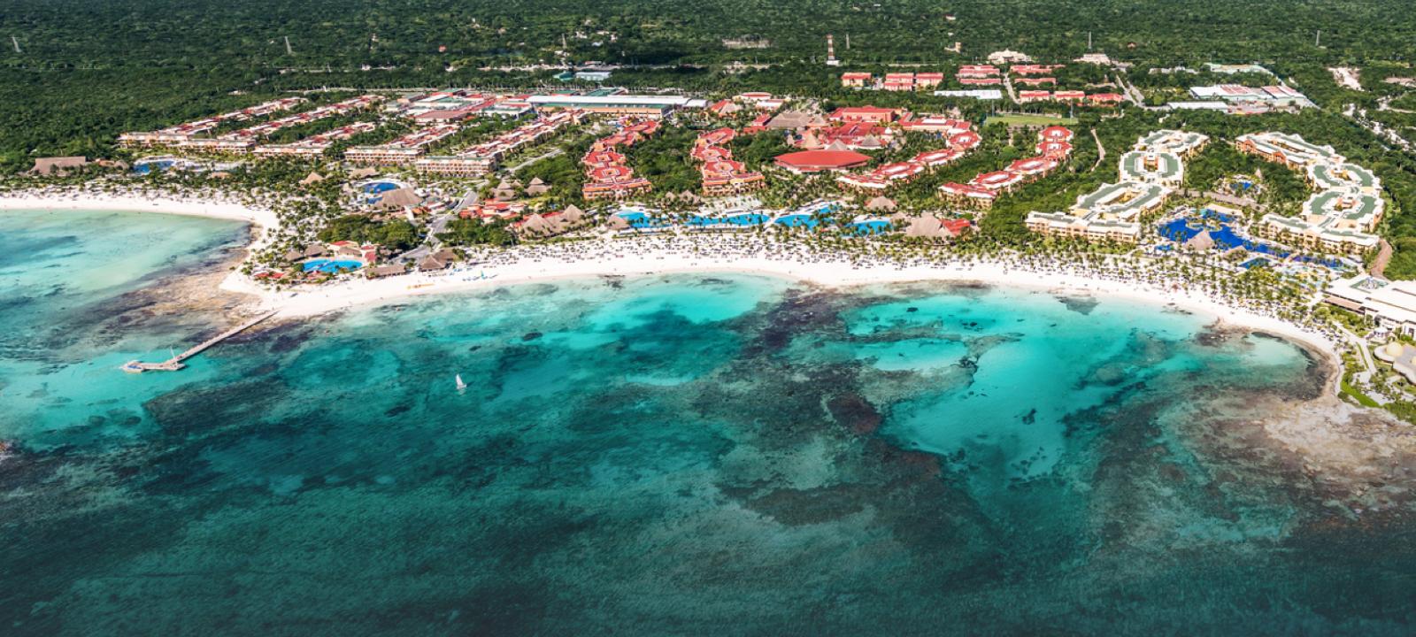 Barceló Maya Grand Resort Resort En Riviera Maya