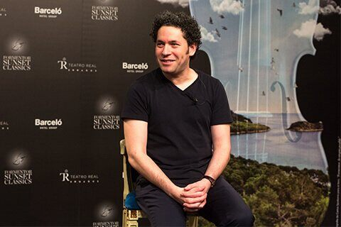 DUDAMEL AND THE VIENNA PHILHARMONIC ORCH