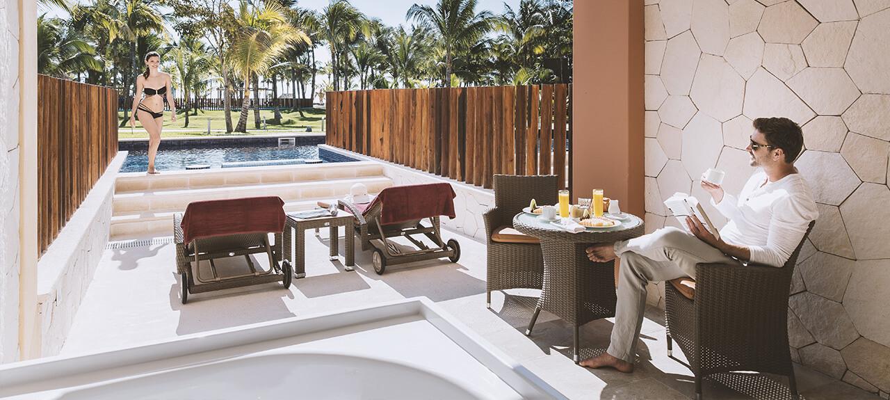 Off Mode en el Barceló Maya Grand Resort | Barcelo.com